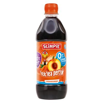 Slimpie Ice Tea Perzik Limonadesiroop