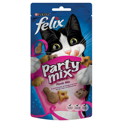 Felix Partymix snacks picnic