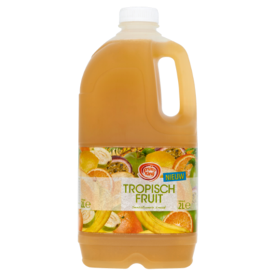 Fruity King Tropensap