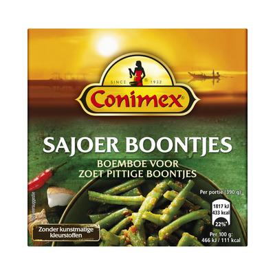 Conimex Boemboe sajoer boontjes