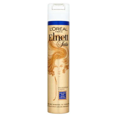 L'Oréal Paris Elnett Satin Haarspray Extra Sterke Fixatie