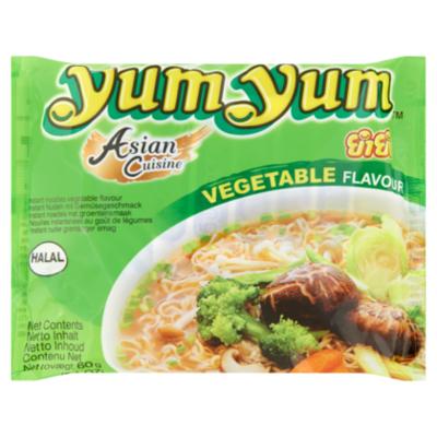 Yum Yum Noodlesoep groenten