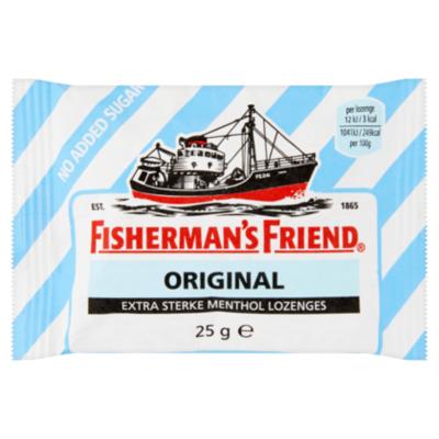 Lofthouse's Fisherman's friend ex strg suikervrij