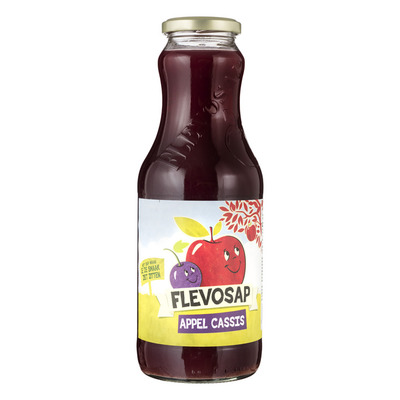 Flevosap Appel- cassis