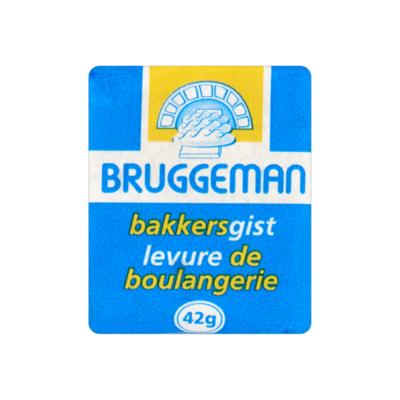 Bruggeman Bakkersgist