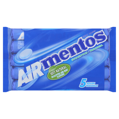 Mentos Air 5-pack