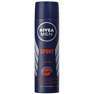 Nivea Men sport spray