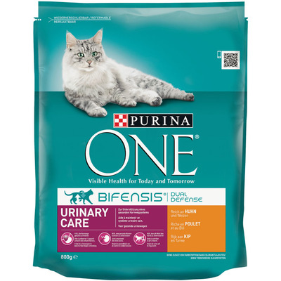 One Purina Urinary care rijk aan kip