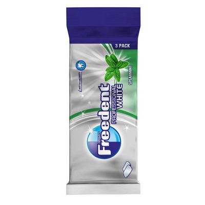 Freedent Spearmint 3-pack