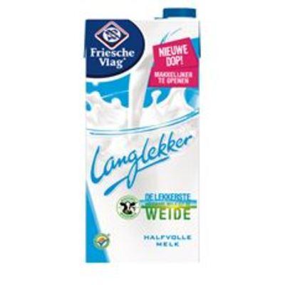 Friesche Vlag Langlekker halfvolle melk 1 liter