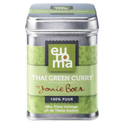 Jonnie Boer Thai green curry