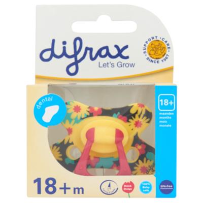 Difrax Fopspeen 18+ maanden