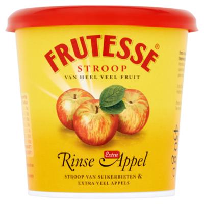 Frutesse Rinse appelstroop beker