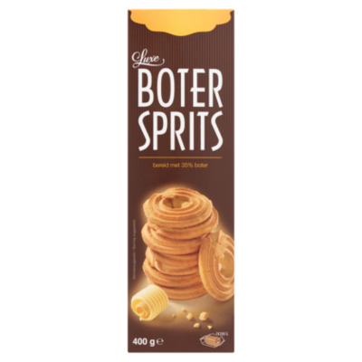 Continental Bakeries Luxe botersprits naturel