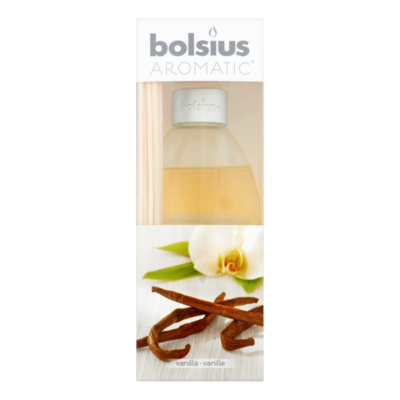 Bolsius Aromatic Geurstokjes Vanille