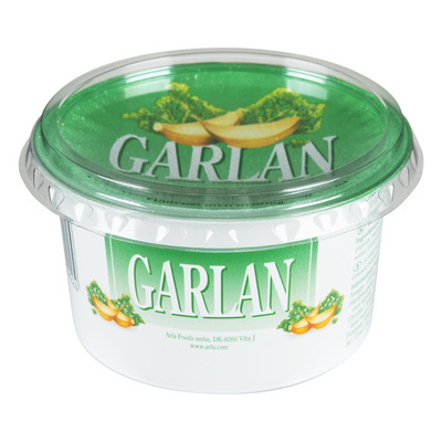 Garlan Cream cheese 70+ kruiden-knoflook