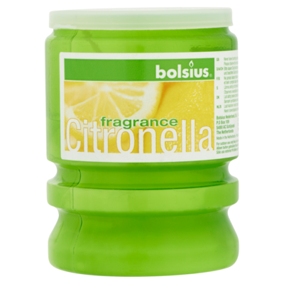 Bolsius Partylight citronella lemon