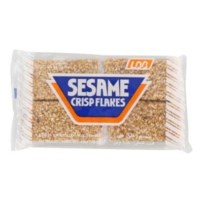 LBB Peanut sesame crisps