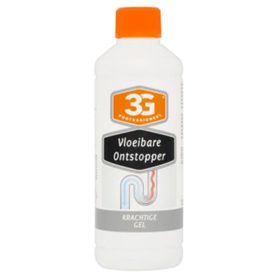 3G Professioneel Ontstopper 0,5 liter