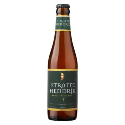 Straffe Hendrik Brugs Tripel Bier 9° Fles 33 cl