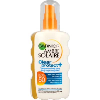 Garnier Ambre Solaire Clear Protect+ SPF 50