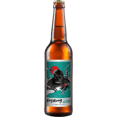 Cinema Brewers King kong tripel fles