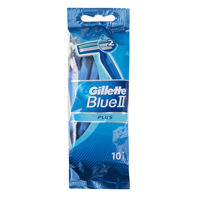 Gillette Blue II wegwerp scheermesjes sensitive