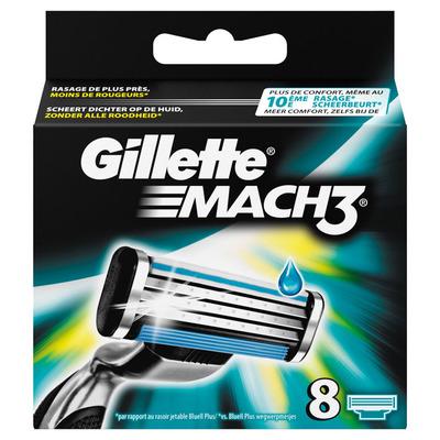 Gillette Mach3 scheermesjes