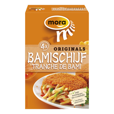 Mora Originals bamischijf