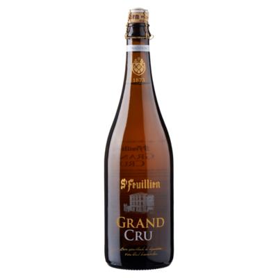 St Feuillien Grand Cru Extra Blond Degustatiebier Fles