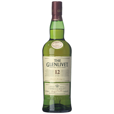 The Glenlivet 12 years