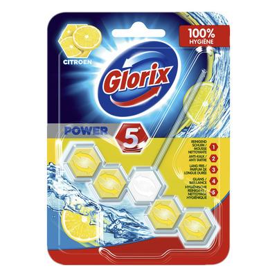 Glorix Power 5 wc blok citroen