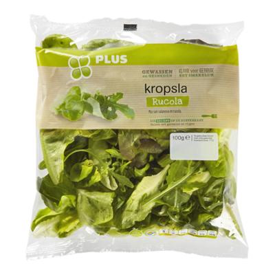 Huismerk Kropslamix met rucola
