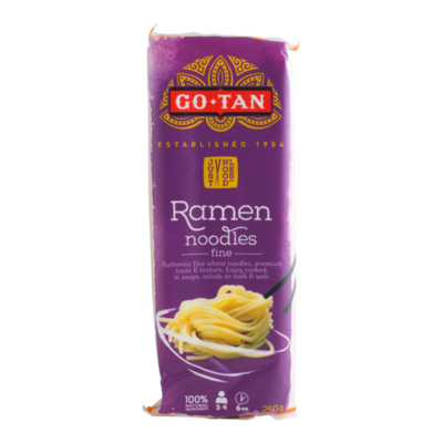 Go-Tan Ramen Noodles Fine