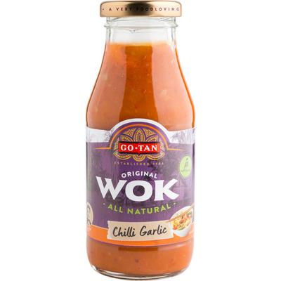 Go-Tan Original wok chilli garlic