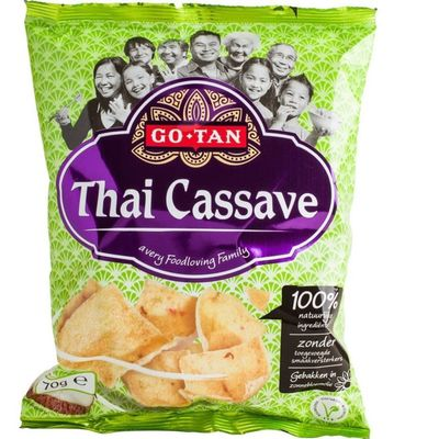 Go-tan Thai Cassave