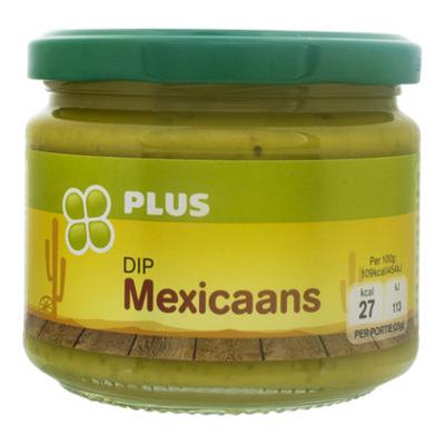 PLUS Dip mexicaans