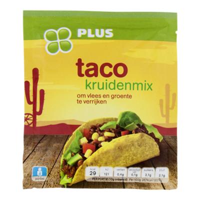 PLUS Taco kruidenmix