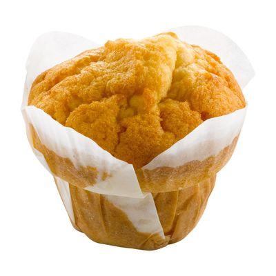 Huismerk Muffin Vanille