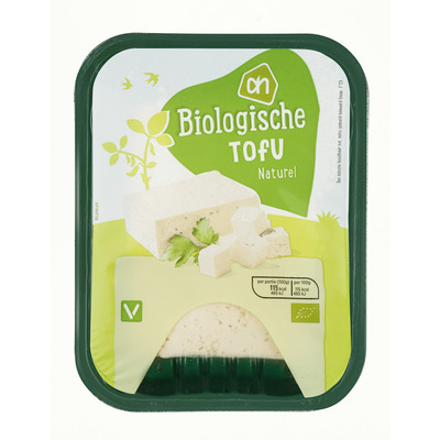 Huismerk Biologisch Tofu naturel