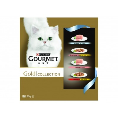 Gourmet Gold collection pak