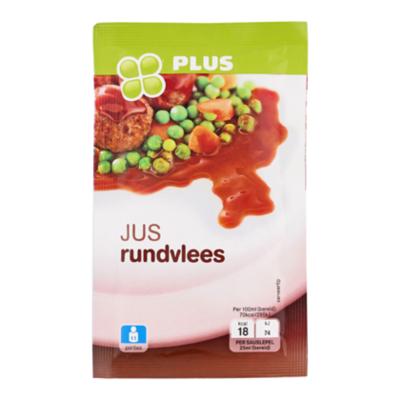 PLUS Mix voor rundvleesjus