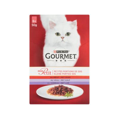 Gourmet Kleine Porties met Rund, Kalf, Lam