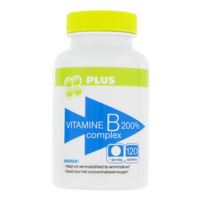vitamine b complex forte kruidvat