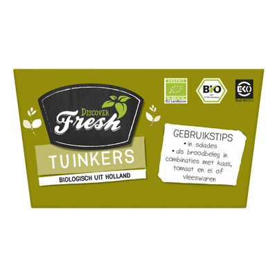 Discover Fresh Tuinkers