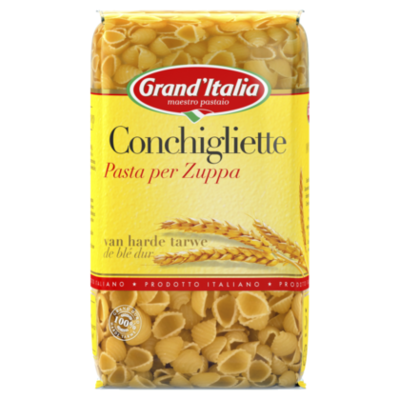 Grand'Italia Pasta per zuppa conchigliette