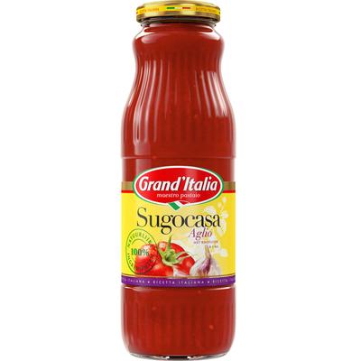 Grand'Italia Sugocasa aglio pastasaus