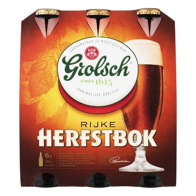 Grolsch Herfstbok fles