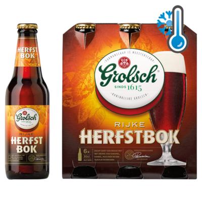 Grolsch Rijke Herfstbok Flessen