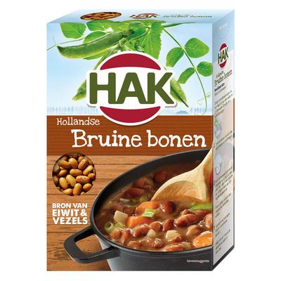 Hak Bruine bonen gedroogd